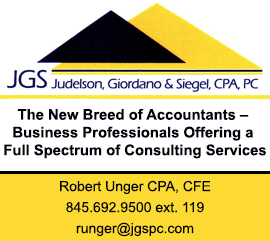 Rob Unger of Judelson, Giordano and Siegel, PC