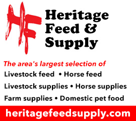 Heritage Feed & Supply is the premier source for livestock feed and supplies in Orange County NY, Sullivan County, and the Hudson Valley of New York State.