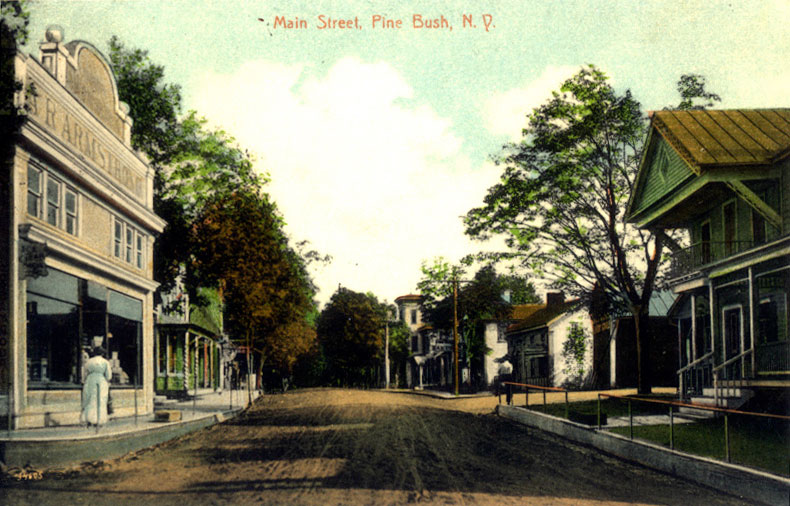 Main St. Pine Bush